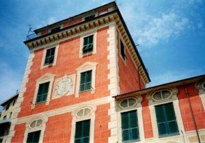 Edificio decorato da Marzia Bettolla
